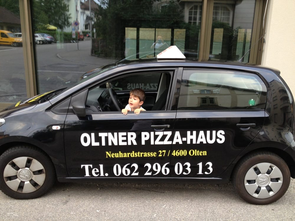 Oltner Pizza-Haus Kurier 062 296 03 13