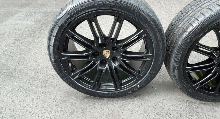 Porsche Cayenne 958 21 Zoll Sport Edition