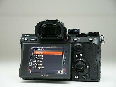 Sony A7 Mark III (Alpha ILCE 7 m³), UK-Modell, Low Shots
