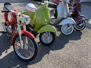 Verkaufe ich 500 Topolino, Lambrette, Vespe, Moto Guzzi, MV Agusta