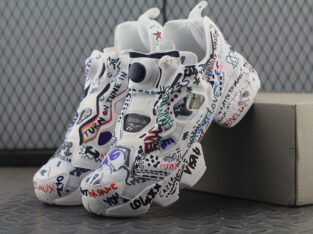 Vetements Reebok Insta Pump X Sneaker Gr 39