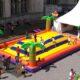 Vermietung von Hüpfburgen und Attraktionen wie Bungee Run, Bumper Ball, Water WalkingBall, Wabbelberg, Fun Games und interaktiven Spielen