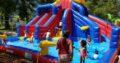 Vermietung von Hüpfburgen, Fun Games + interaktiven Spielen